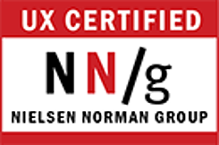 UX Certified w/Nielsen Norman Group